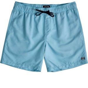 Billabong All Day layback board shorts medium NWT